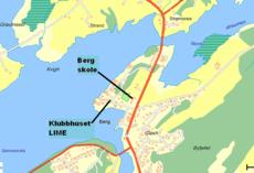 Slik finner du fram til LIME på Berg i Sømna.